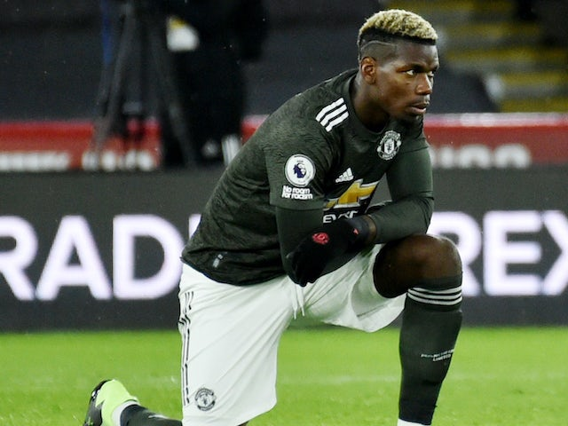 Paul Pogba 'mentioned in Mino Raiola talks with Real Madrid