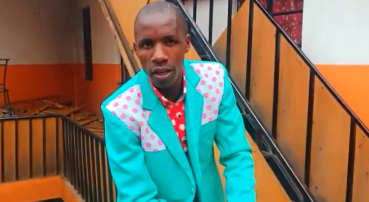 Embarambamba comes under sharp criticism over raunchy video,defends himself