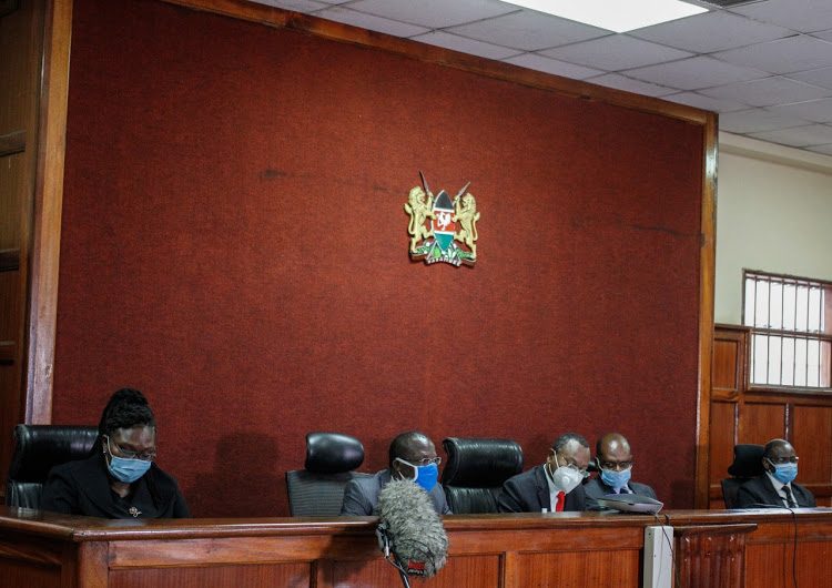 Constitutional Court says  BBI process is unlawful