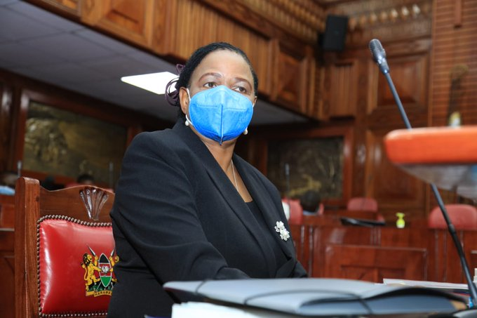 CJ Koome condemns arrest of two high court judges, Judicial staff will not succumb to intimidation
