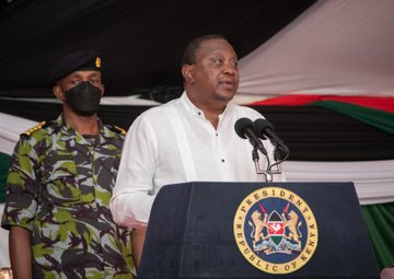 Uhuru officially moves  KMC from agriculture  Ministry to that of Defence,defends decision