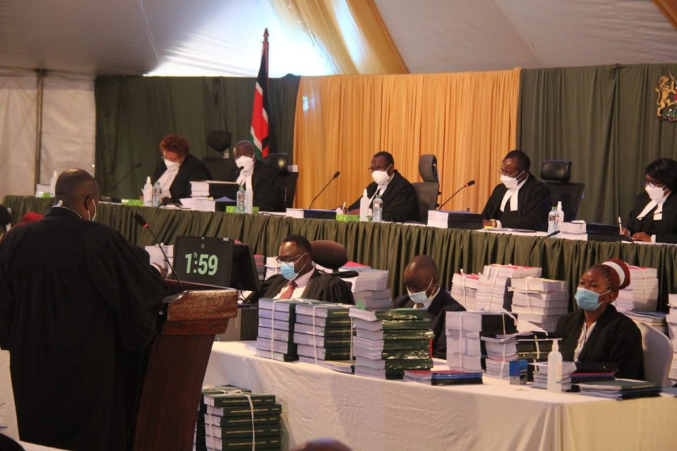 BBI appeal hearing begins as different factions square it out over  High Court judgment