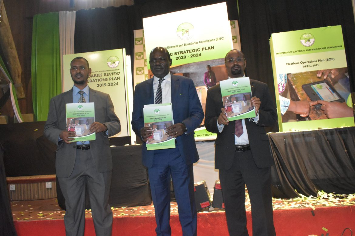 Road to 2022 elections,IEBC says its ready