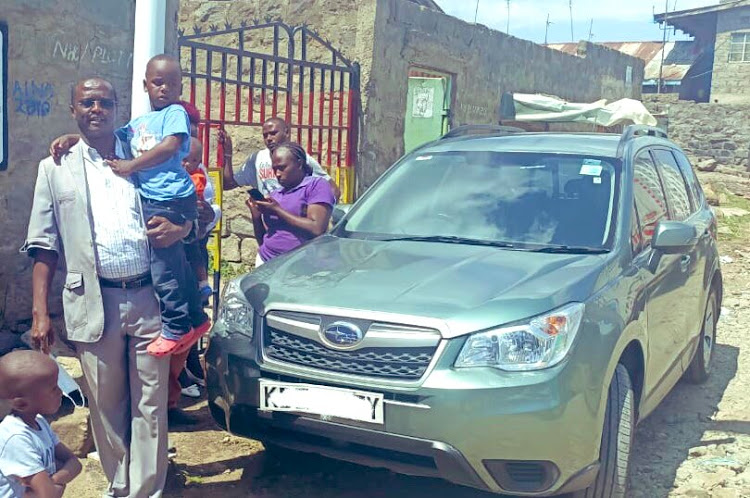 DCI detectives  rescue 4-year-old kidnapped by houseboy in Murang'a