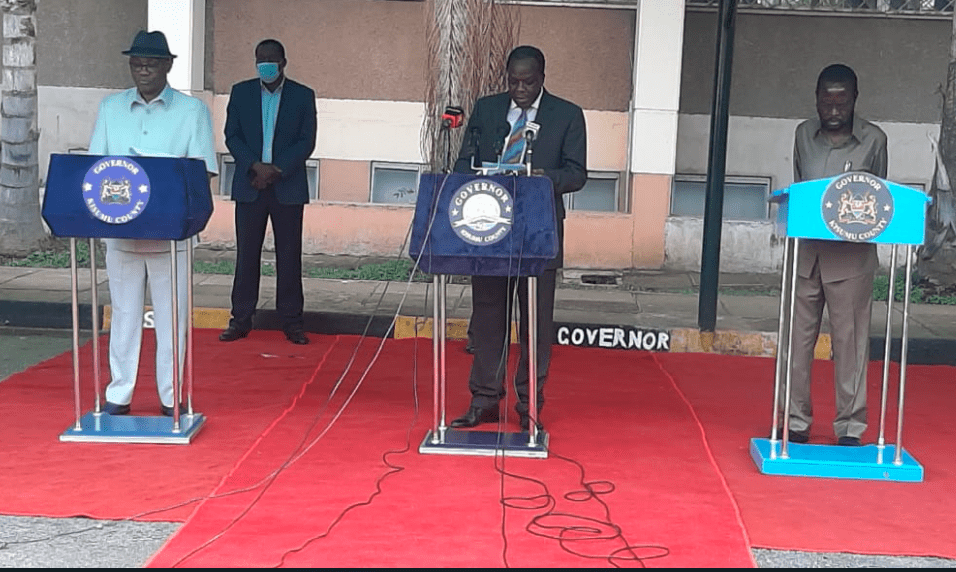 Allow us to import COVID-19 vaccines, governors  urge ministry of health