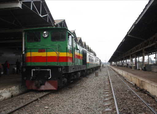 Electric fault to blame for fire on petroleum train-Kenya railway