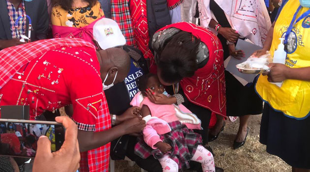 On the right track: Kisumu Receives 171,000 Measles, Rubella Vaccine Doses