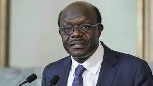 Former UNCTAD sec general Mukhisa Kitui distances himself  from  a viral video in which he is filmed naked with a woman