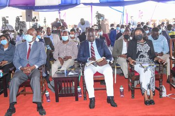 Ruto and allies accuses  BBI proponents over 'selfish interests'
