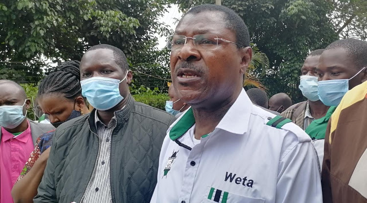Wetang'ula wins big as tribunal throws out Ford-K rival camp's complaint