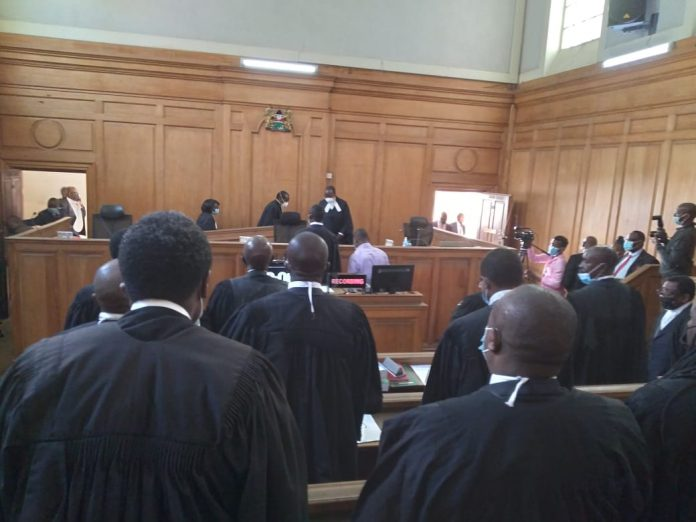 Appellate court settles on a Seven judge bench to hear BBI appeal