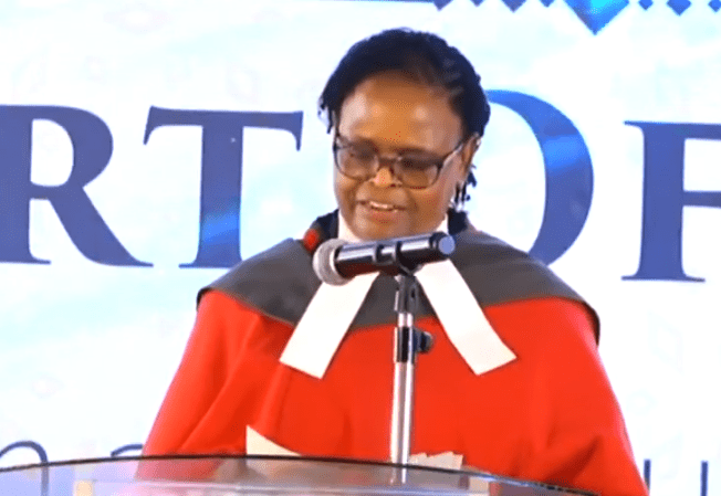 CJ Koome roots for 'bottom-up approach' in justice delivery