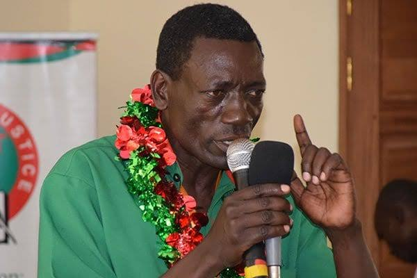 Change of guard at KNUT as Collins Oyuu is elected Secretary General
