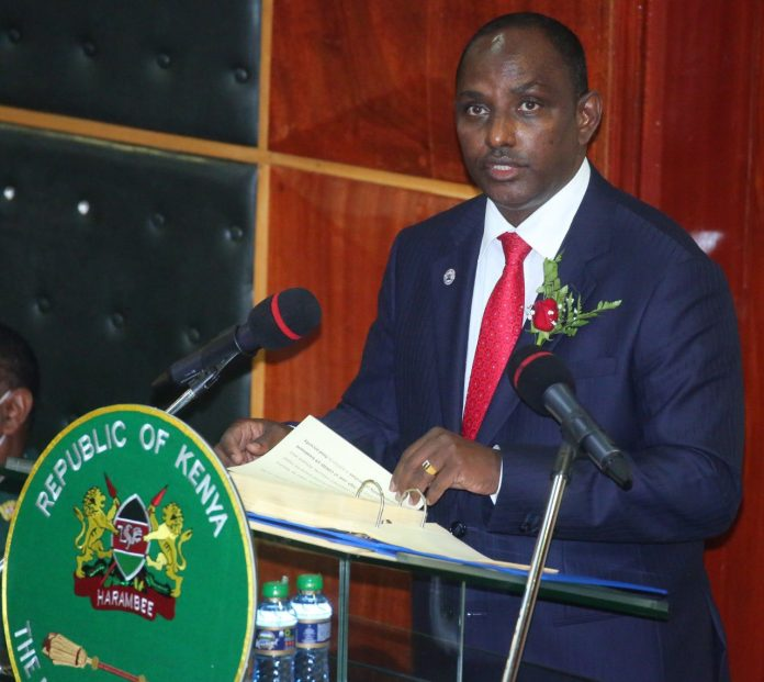 Budget 2021/22 coverage:Treasury sets aside Ksh 503.9B to support education
