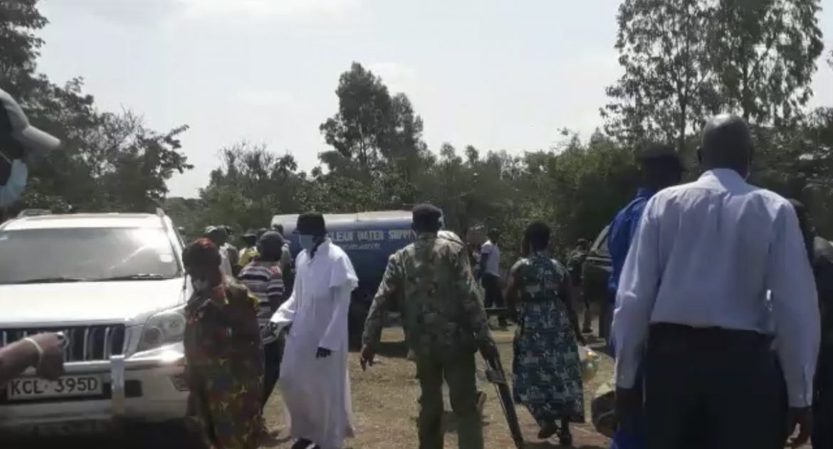 CRIME WATCH: Double tragedy as Man stabbed to death at a funeral in Muhoroni during fight over 'protocol'