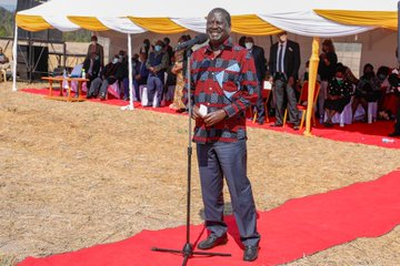 I know perfectly well what ails Kenya, and i will fix it-Odinga