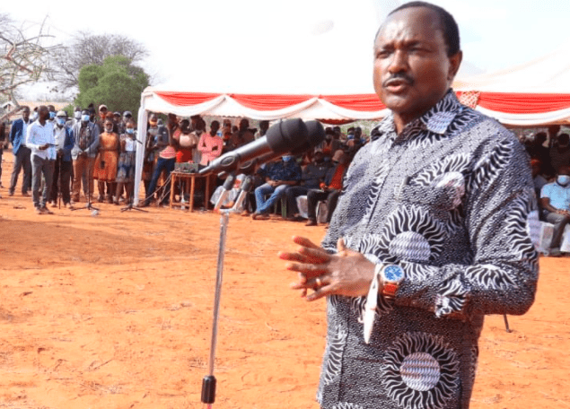 Political drum beats: 'Defeating Ruto is my number one priority,' Kalonzo declares