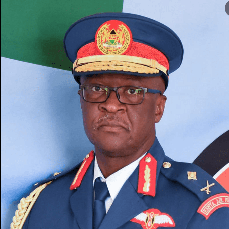 Presidential Appointment:Uhuru appoints Maj. Gen Ogolla as KDF's new vice chief