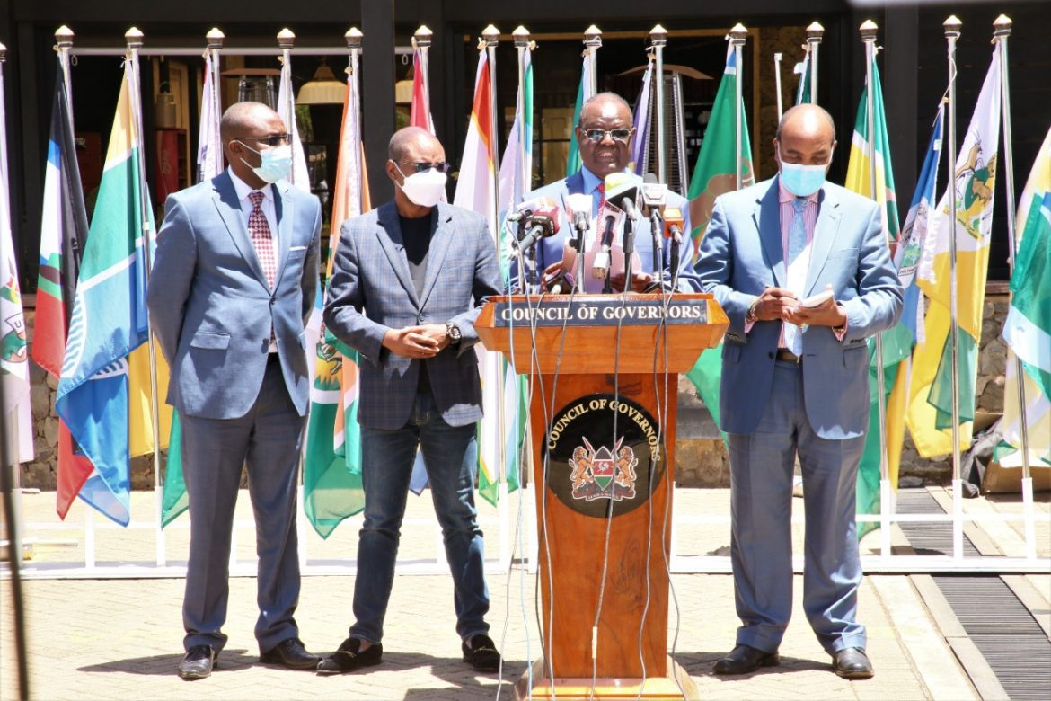 Governors plan to  to salvage BBI proposals on County allocation