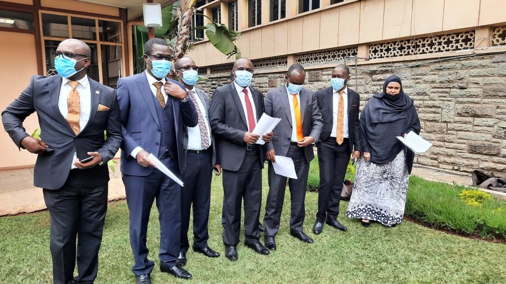 ODM legislatures claim DP Ruto planning to use force to capture power