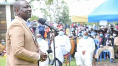Country's security system should not be politicised-DP Ruto