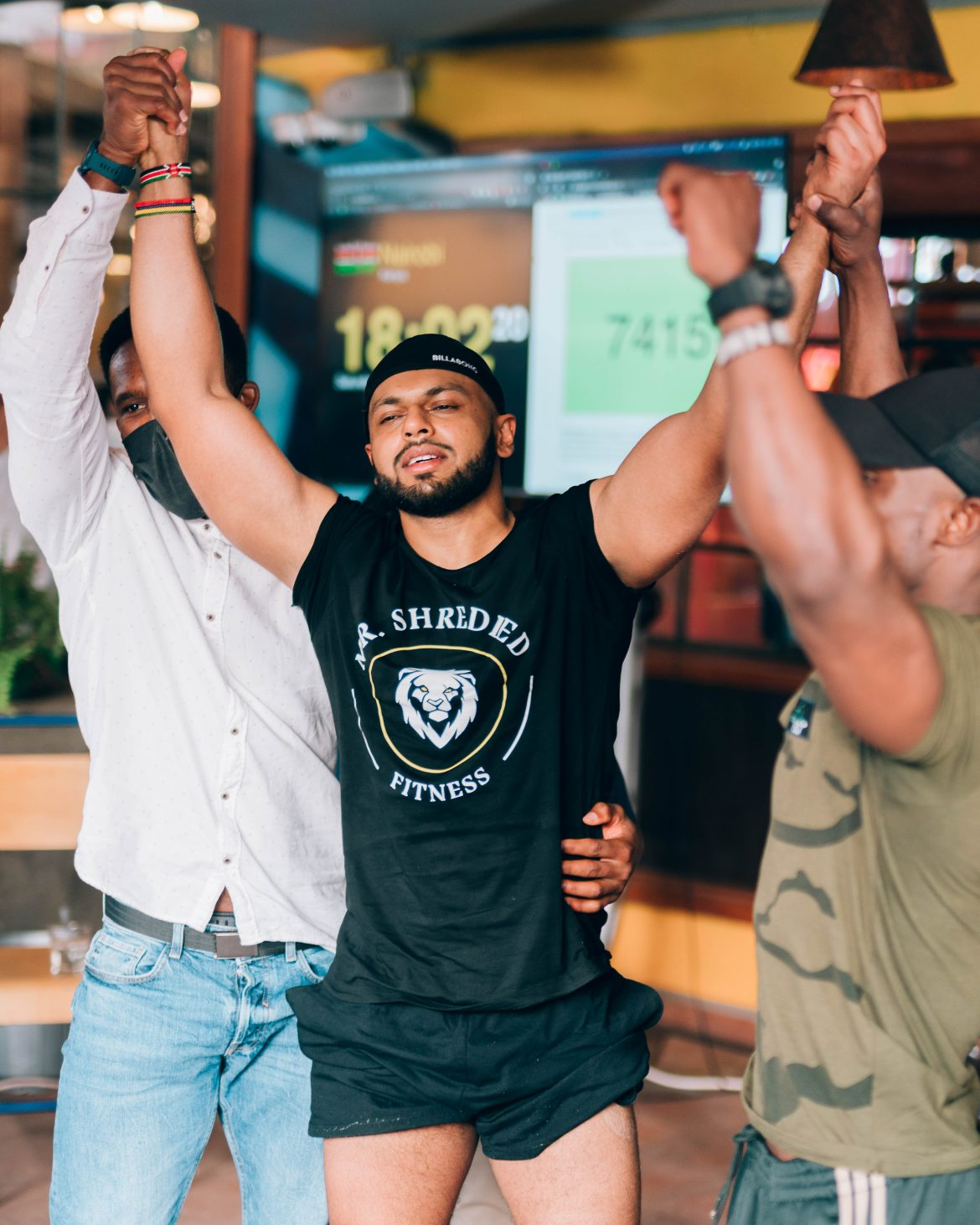 MOHAMMAD ADIL BREAKS GUINNESS WORLD RECORD FOR MOST BURPEES UNDER 12 HOURS
