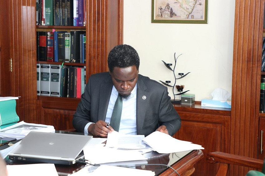 Nelson Havi files petition to stop CBC implementation