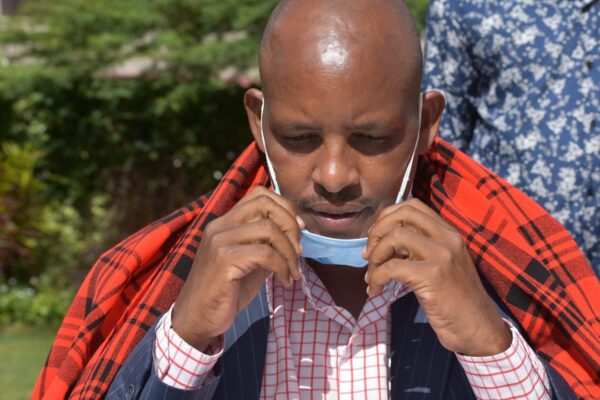 Former Laikipia North MP Mathew Lempurkel charged with hate speech