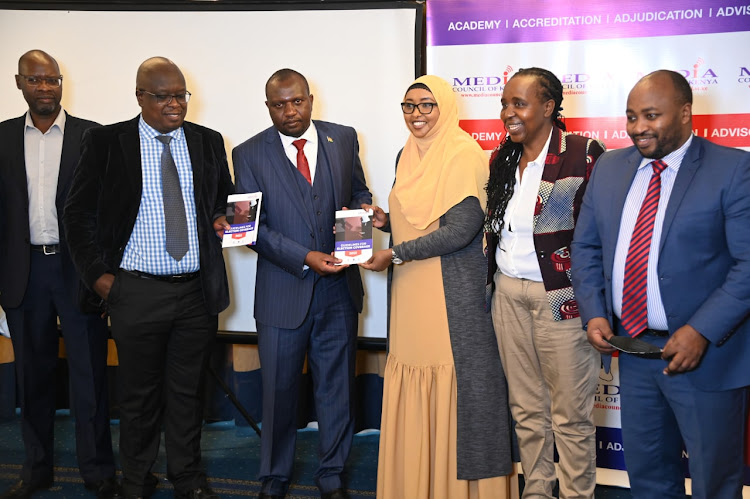 Media council of Kenya urges  for security collaboration ahead of 2022  elections