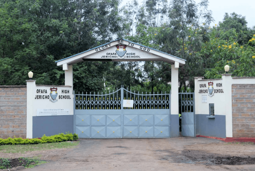 Ofafa Jericho High School closed for three days after  fire incident