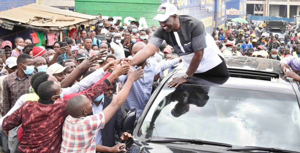 DP Ruto rallies Kenyans behind leaders with plans to transform lives