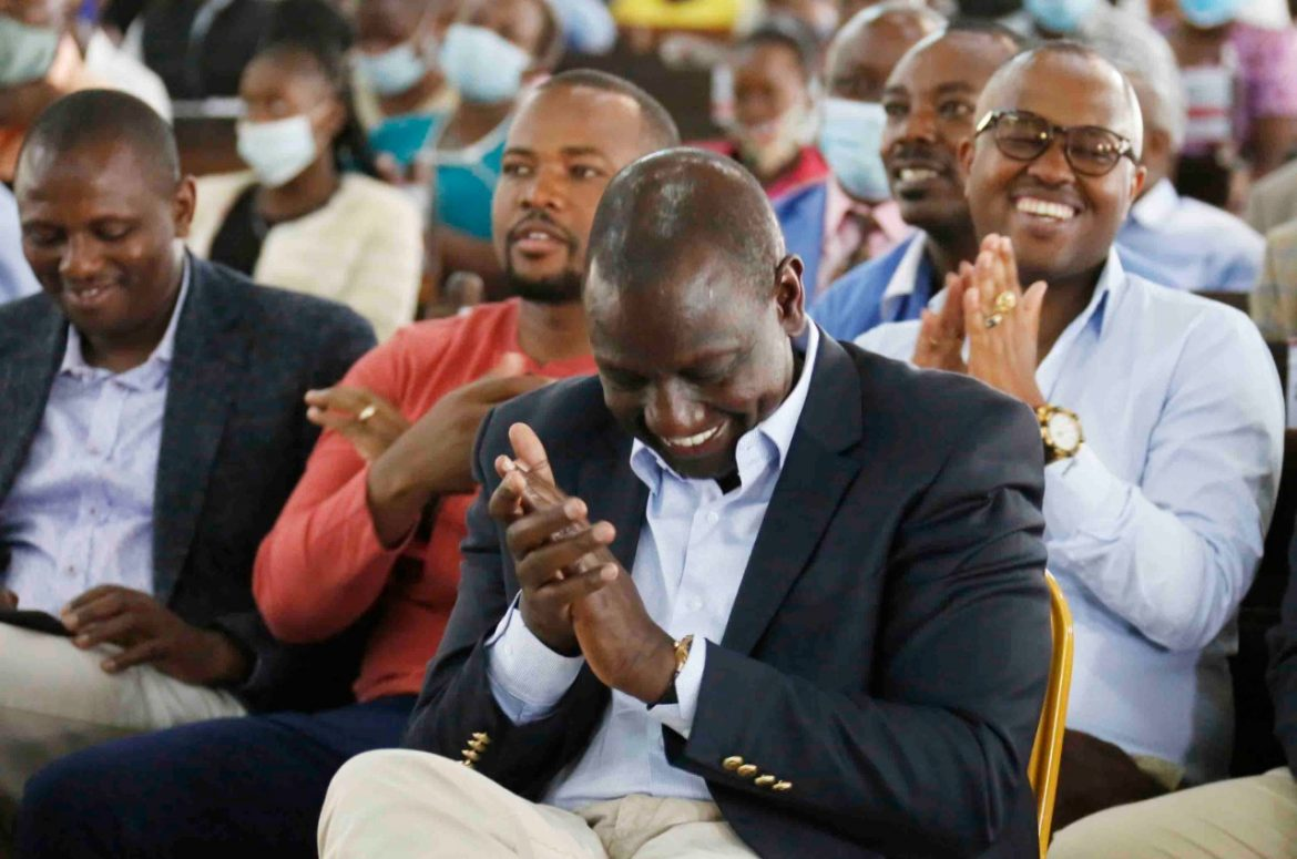 Bottom-Up to deliver Kenyans from yoke of selfish leaders-Ruto