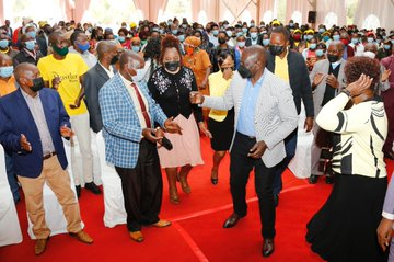 I'm ready for unconditional reconciliation talks with Uhuru – DP Ruto