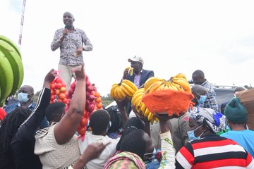 The journey to liberating the ordinary mwananchi unstopable-Ruto