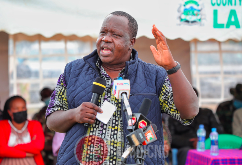 Taming Laikipia insecurity:Ol-Moran, Sipili, Ol-Ng'arua collapsed into one sub-county as gov't battles bandits in Laikipia