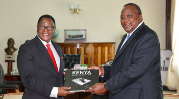 Kenya And Malawi Renew Bilateral Ties With Signing Of Eight Agreements