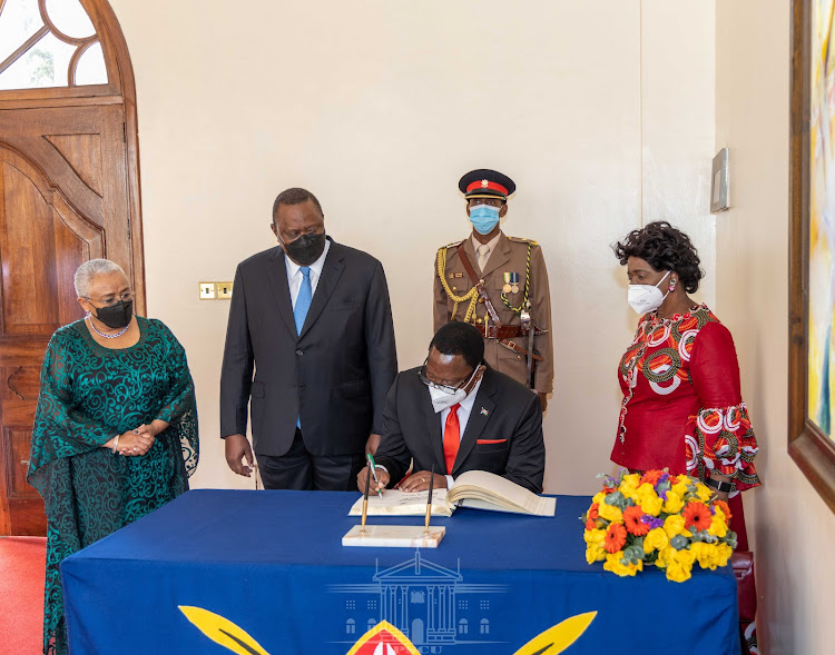 Kenya and Malawi sign eight instruments of cooperation