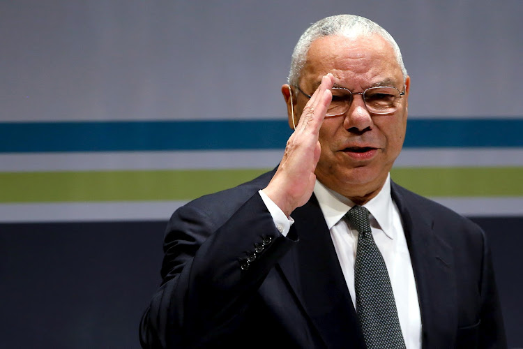 First black US Secretary of State Colin Powell dies of Covid-19 complications – family