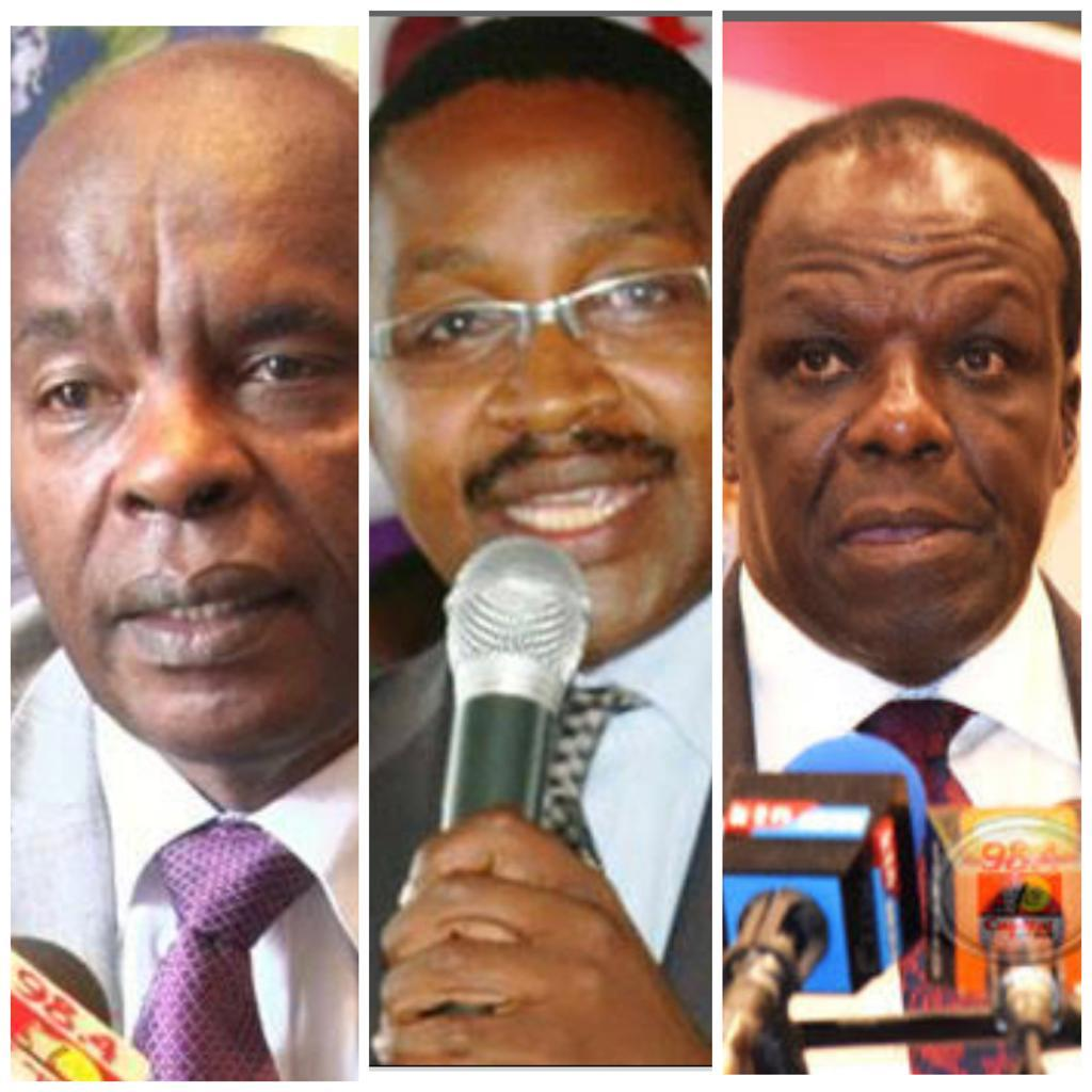 FINDINGS:Kibwana, Wa Iria And Oparanya Ranked Best Performing Governors In New Survey