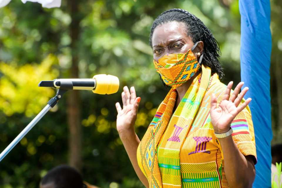 Nobody has approached me for Presidential running mate position, Karua says