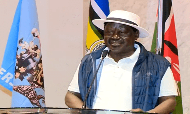Your interests will be safe under my watch Raila tells the youth, promises 4 cabinet positions