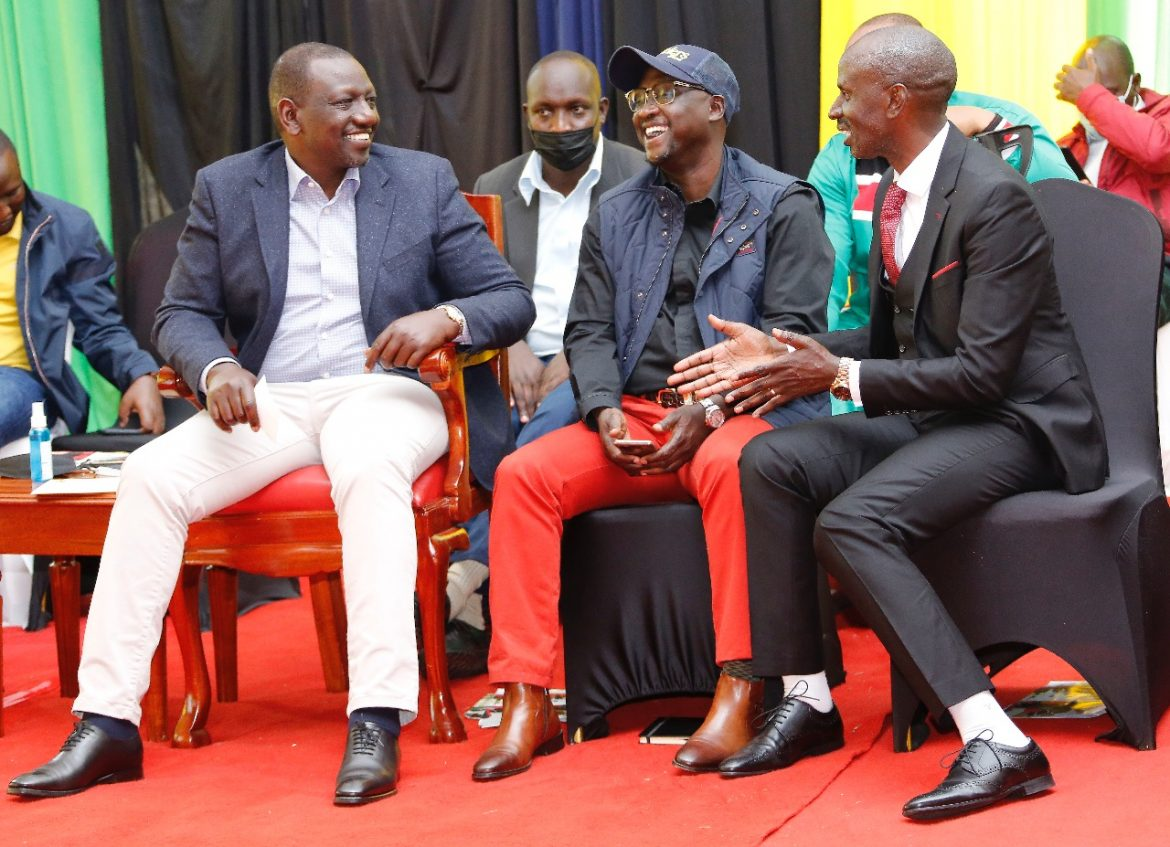 2022 ELECTIONS:Sossion Declares Support For Ruto And His UDA Party